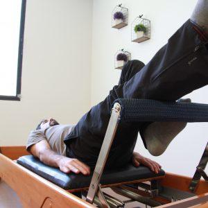 Pilates rehabilitación