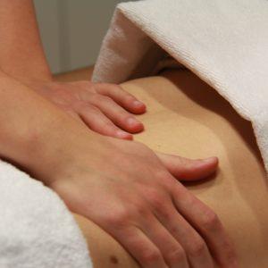 Recuperación posparto con Reafirmación abdomen